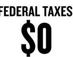 zero taxes